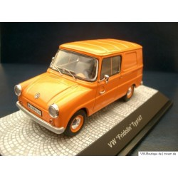 VW Fridolin type 147 Orange 1:43