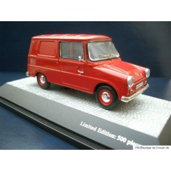 VW Fridolin type 147 Chianti-red 1:43