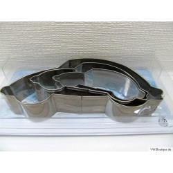 VW Beetle cookie cutter set - ORIGINAL - Limited - NEW