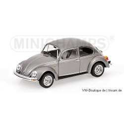 VW Beetle 1200 Jubi 1985 metallic gray