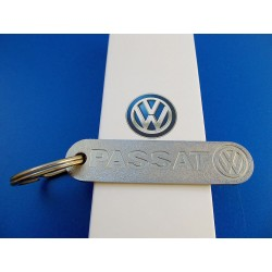 VW PASSAT keychain with VW sign