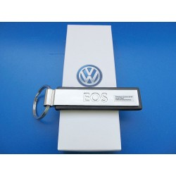 VW EOS Keychain, embossed