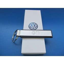 VW GTI Keychain embossed