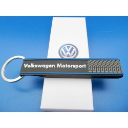 VW VOLKSWAGEN Motorsport Keychain Tread ORIGINAL