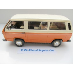 VW T3 a Bus orange from Premium Classixxs 1:18  500 p. 30025