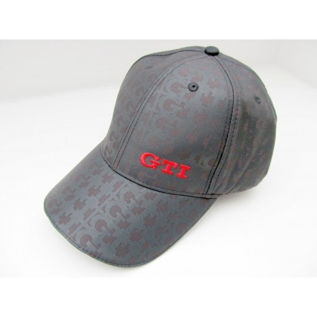 VW GOLF GTI Cap Polo embroidered logo ORIGINAL