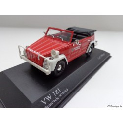 VW 181 Thing firefighters Neuwied 1:43