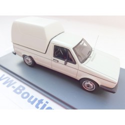 VW Golf 1 Caddy from NEO in 1:43 + white +  43574  NEW