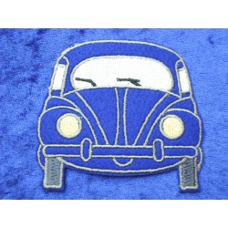 VW Beetle Patch - Front