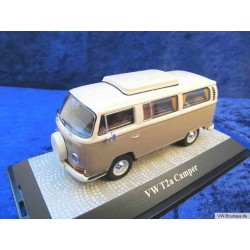 T2a Bus with high-roof in beige pastel white