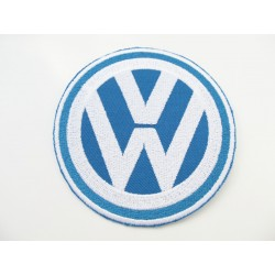 VW Logo as Patch XXL LARGE ORIGINAL