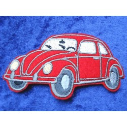 VW Beetle Patches front left