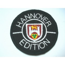 VW Hannover Edition Aufnäher / Patch / Sticker