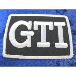 VW GTI Patch black