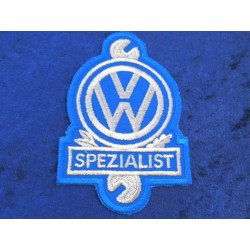 "VW ""Spezialist"" Patches Sticker"