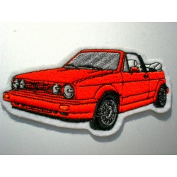 VW Golf 1 Cabrio Patches