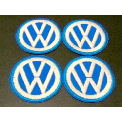 VW mark 4pieces as Patches Set ORIGINAL