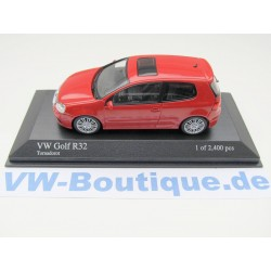 VW Golf 5 2-Door R32 tornado red 1:43