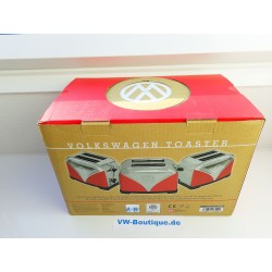VW Toaster  red T1 Bulli Samba   ORIGINAL