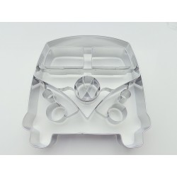 Cookie Cutter T1 Form, Bus Camper Genuine Baking Pan