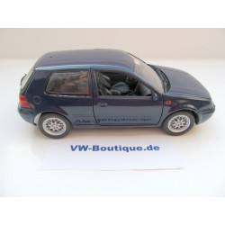 VW Golf 4 GTI 2-Door Blue only 700 pieces 1:18