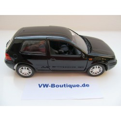VW Golf 4 black NEW Revell - only 700 pieces 1:18