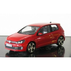 VW Golf 6 GTI 2-Door Tornado red 1:18