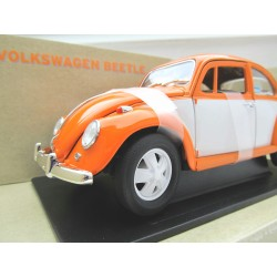 VW Beetle 1200 1967 Greenlight Orange / White