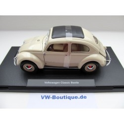 VW Beetle 1950 gray with sun roof