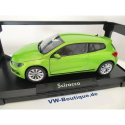 VW Scirocco 3 of NOREV in viper green