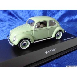 VW Beetle 1200 Ovali green