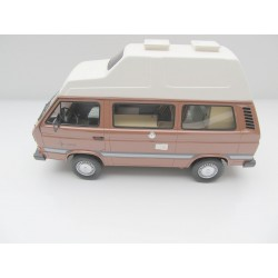 VW T3a Westfalia Joker High roof brown 500 pieces 1:18
