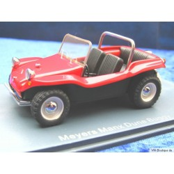 VW Buggy Meyers Manx Dune of NEO red
