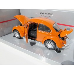 VW Käfer 1200 von `72  in 1:18  Minichamps ++ neu ++ 150 058 101 orange