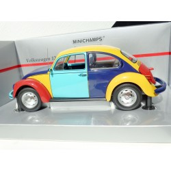VW Käfer 1200 Harlekin  in 1:18  Minichamps ++ neu ++ 150 057102