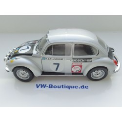 VW Beetle 1303 Police in 1:18 from Solido   NEW 421184030