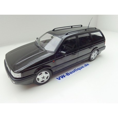 VW Passat B3 Variant from KK in 1:18  ++ blackmetallic ++  VOLKSWAGEN   NEW