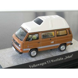 VW T3 a Westfalia  high roof Joker assuan brown 1:43