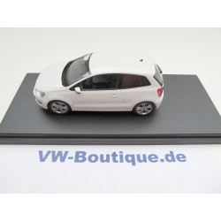 VW Polo 6R1 5 2-Door white 1:43