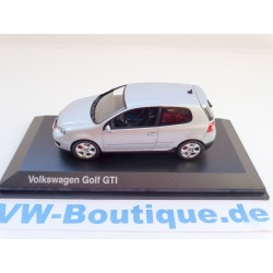 VW Golf 5 GTI 2-Door Silver 1:43