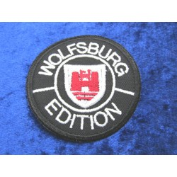 VW Wolfsburg Edition Patches