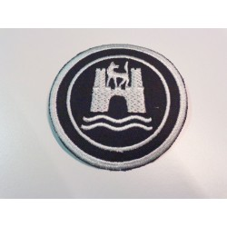 VW Beetle horn button Patches