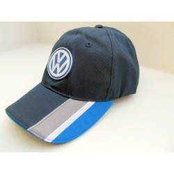 VW Motorsport Cap blue white gray ORIGINAL