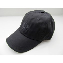 VW Cap 3D Stick black ORIGINAL