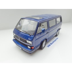 VW T3 b Multivan blue Last Limited Edition KK Scale 1:18  KKDC180141
