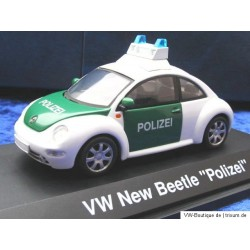 VW New Beetle - POLICE -