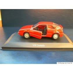VW Corrado G60 II Red