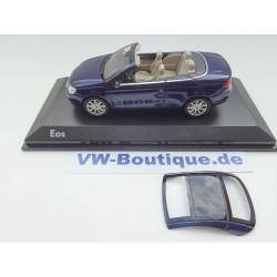 VW EOS blue from NOREV in 1:43   NEW