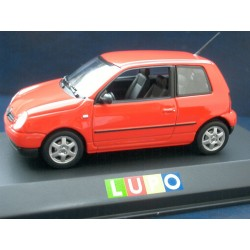 VW Lupo from Minichamps in 1:43  ++ red +++ VOLKSWAGEN   NEW