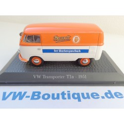 VW T1 Transporter Brandt from Atlas 1:43  7421111